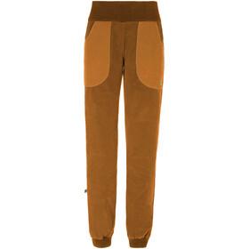 E9 Iuppi lange broek Dames oranje